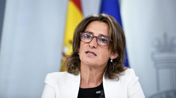 ministra Ribera