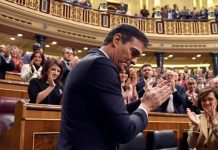 Juan Carlos Pedro Sánchez coalición