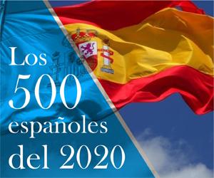 Españoles más influyentes