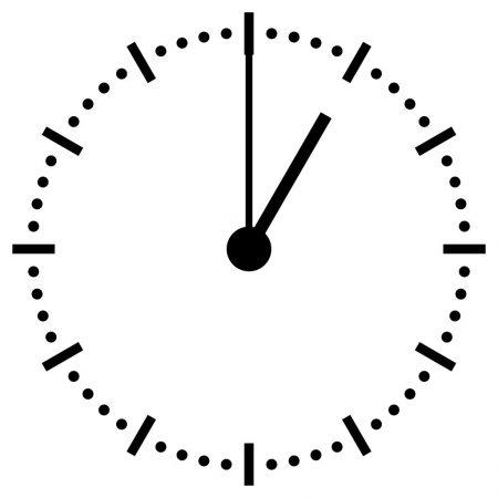 Reloj OK Google