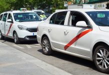 renting apuesta sector taxi
