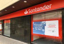 Santander condenado