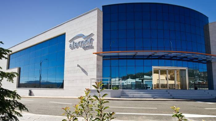 Elecnor construirá una planta de hidrógeno verde en el puerto de A Coruña