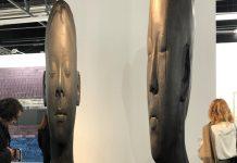 Jaume Plensa, Galería Lelong