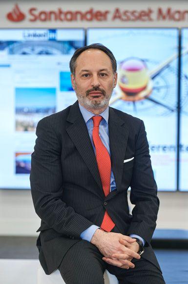 consejero delegado santander asset management