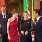 Letizia y Felipe VI, Casa Real