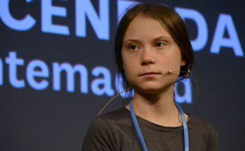 Greta Thunberg: políticos y energéticas viven detrás