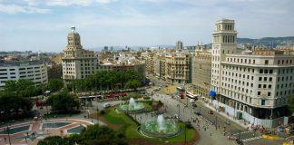Primark Barcelona, Plaza Cataluña