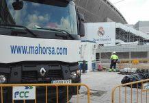FCC reforma Santiago Bernabéu