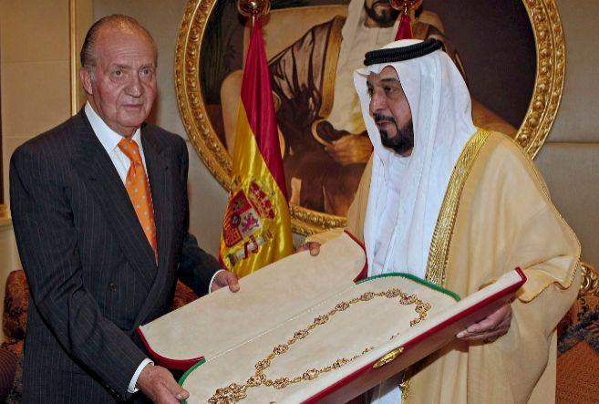 regalo rey Juan Carlos I Casa Real