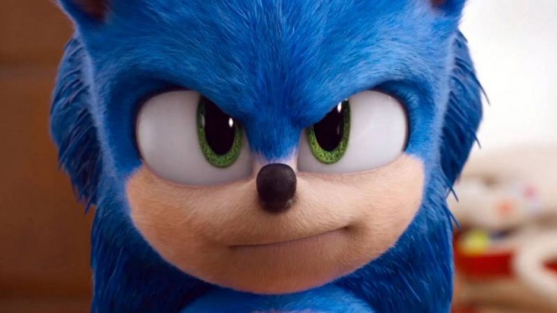 Sonic, de Sega en la película