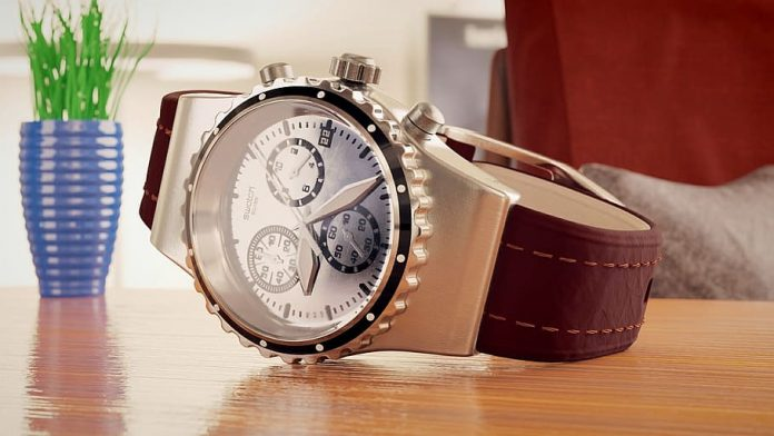 Swatch reloj James Bond