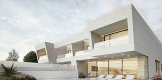 villas de lujo, Madrid