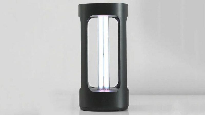 lámpara Xiaomi mata virus