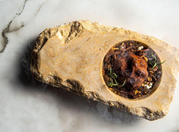 Oferta gastronómica de Javier Aranda