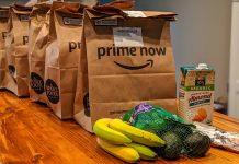 Amazon comprar comida online