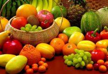 colesterol frutas