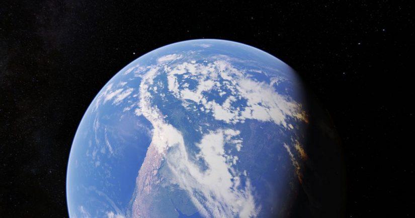 TURISMO VIRTUAL CON GOOGLE EARTH