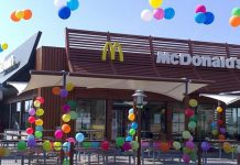 McDonalds dona comida al Banco de Alimentos