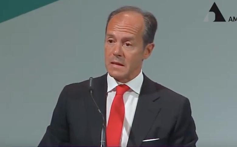 Rami Aboukhair, consejero delegado de Santander España