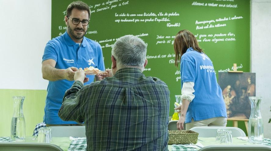 Caixabank impulsa la Semana Social: comprometidos con el voluntariado con más de 2.500 actividades