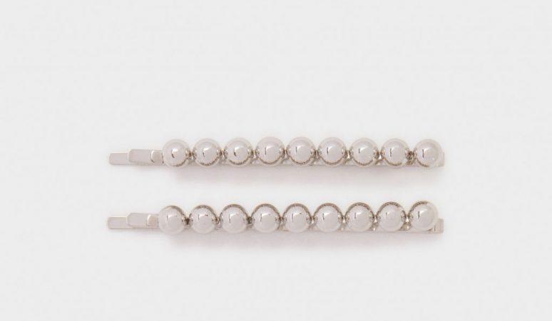 horquillas perlas