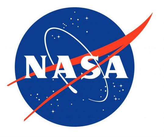 Logo de la NASA, mundos Tierra