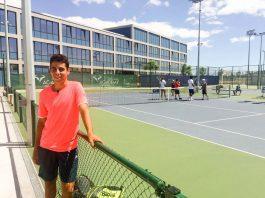 Rafa Nadal Academy, Beca Movistar