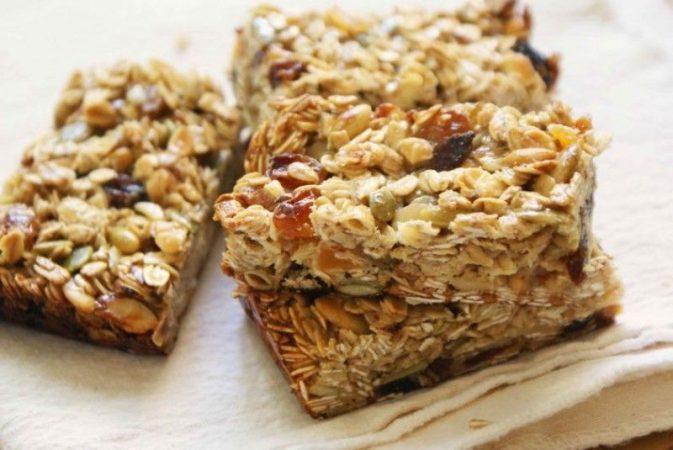 mejores recetas de snacks saludables para picar entre horas