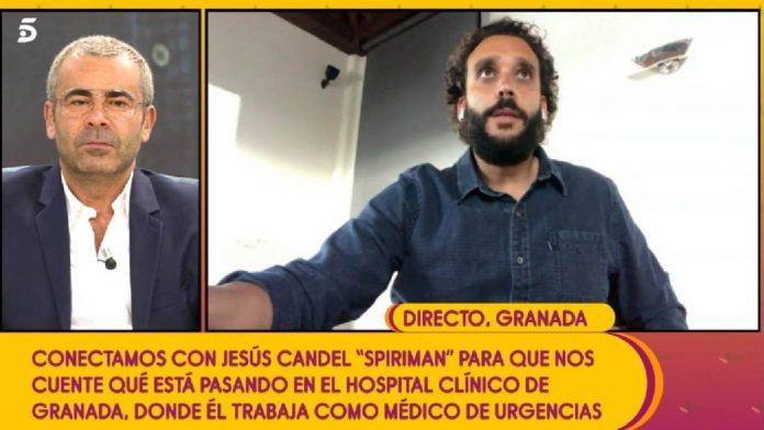 Spiriman y Jorge Javier se enzarzan de nuevo