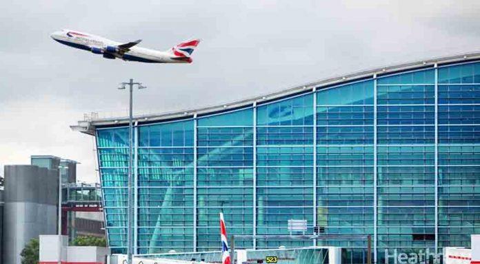 Ferrovial pendiente aeropuertos