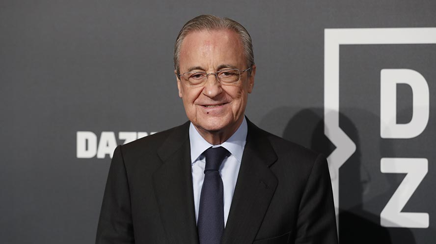 Florentino Pérez vuelve a regatear la normativa contable