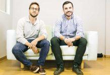 Cofundadores de Inmotion Food.