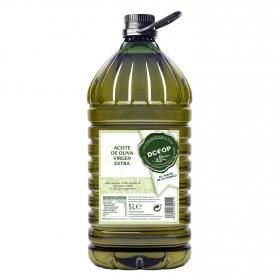 aceite oliva virgen extra Carrefour