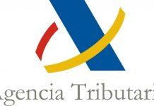 Agencia Tributaria logo: renta herencia