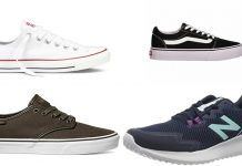 Amazon: Converse, Vans, New Balance gangas hoy