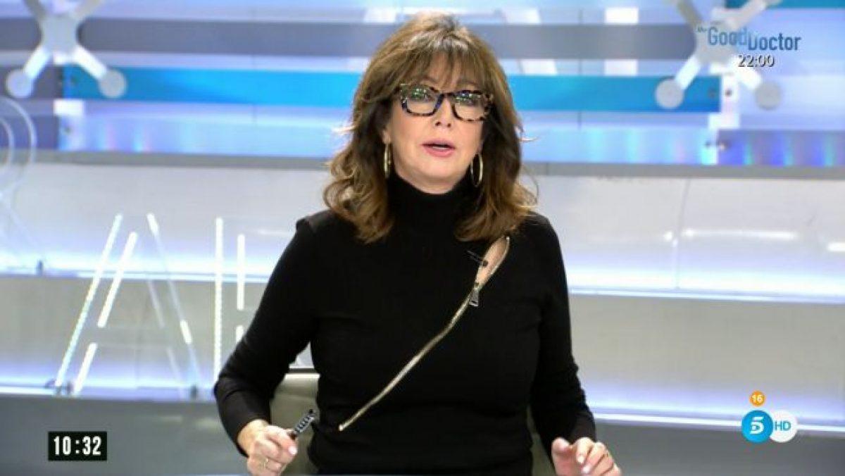 Ana Rosa Hace Saltar Las Alarmas Mucha Peocupación Por Su Salud