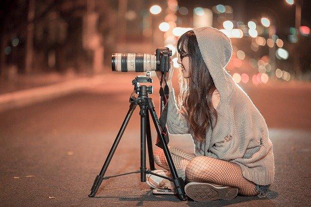 lecciones para ser fotografo