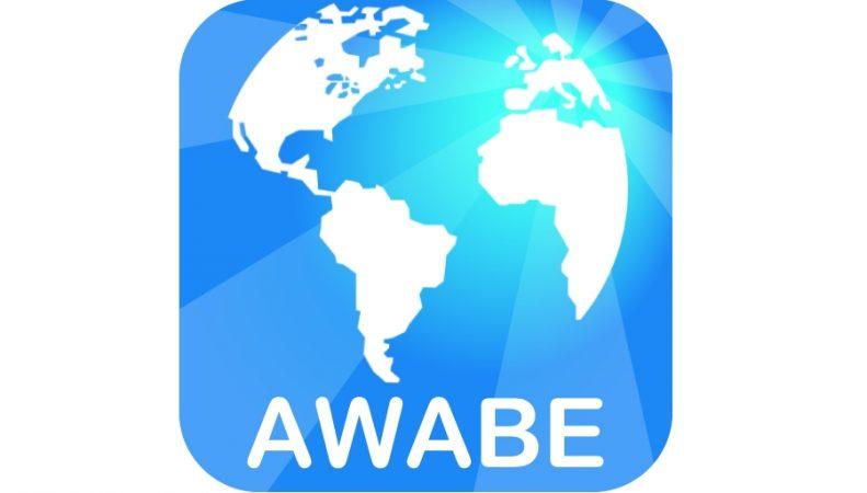 Awabe aplicaciones inglés