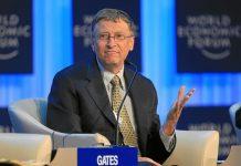 ricos Bill Gates, dietas multimillonarios tecnología