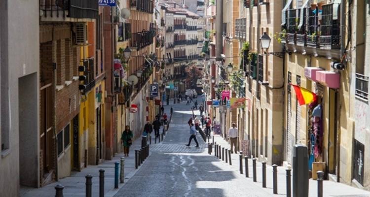 Madrid: Aumentar nombres de calles con mujeres