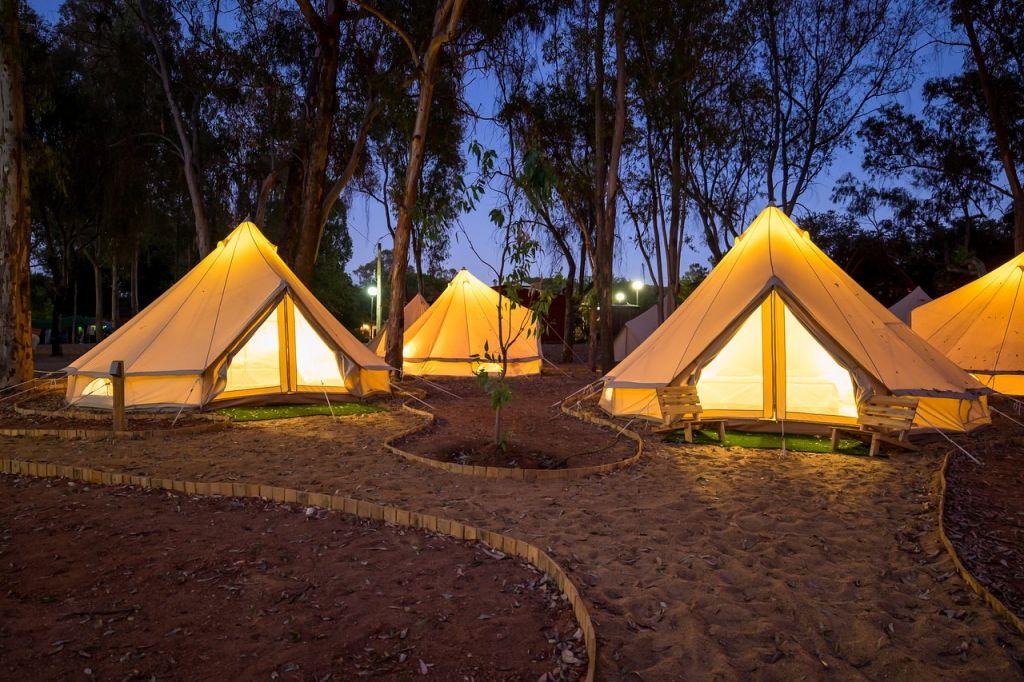 Esto es lo que deberías tener en cuenta si vas de camping en vacaciones