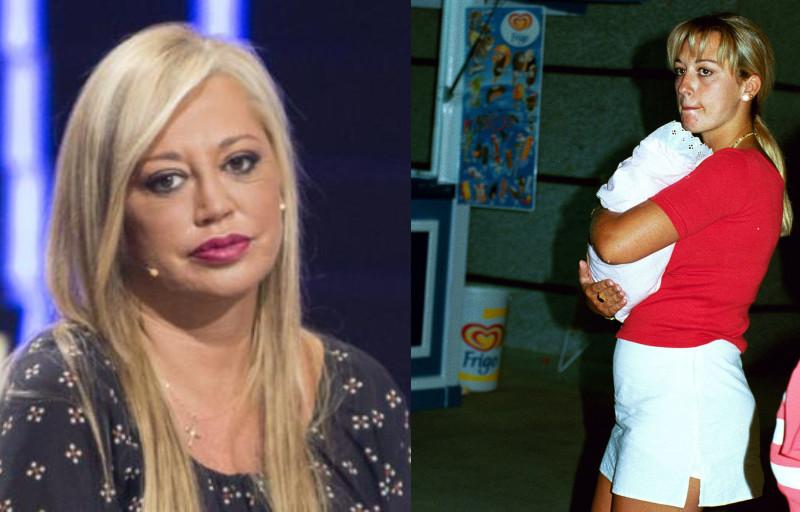 La extraña evolución del rostro de Belén Esteban en televisión