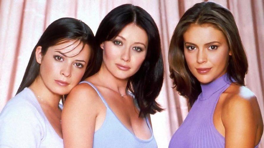 'Embrujadas': así han cambiado con los años las actrices de la serie