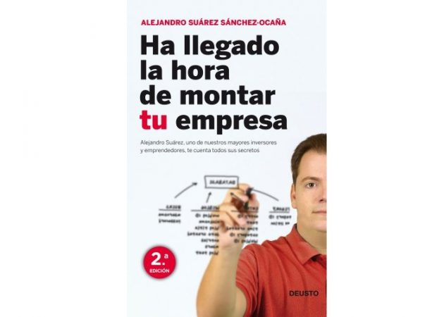 Emprendedores, Día del Libro, Alejandro Suárez