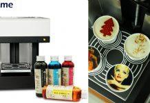 Impresora de café