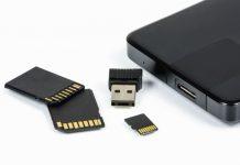 Portátiles, móviles, información privada en memorias