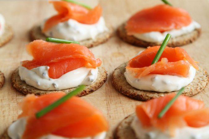 Salmón ahumado nórdico, alimentos contra la depresión metabolismo