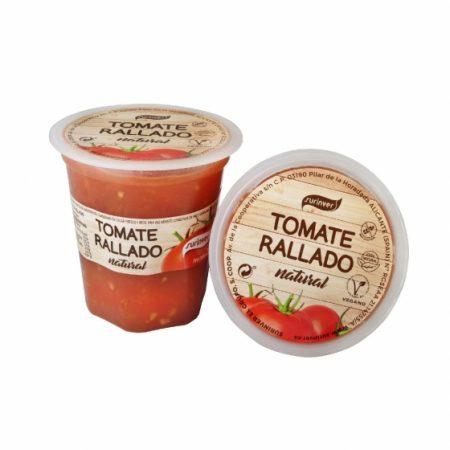 Tomate rallado, uno de los productos donde Carrefour supera a Mercadona