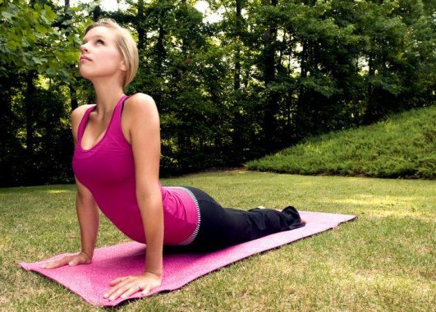 Yoga contra la ansiedad